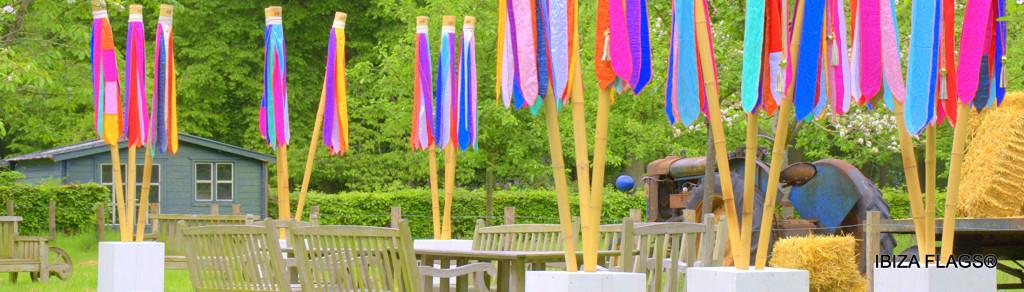 ibizaflags kleurig