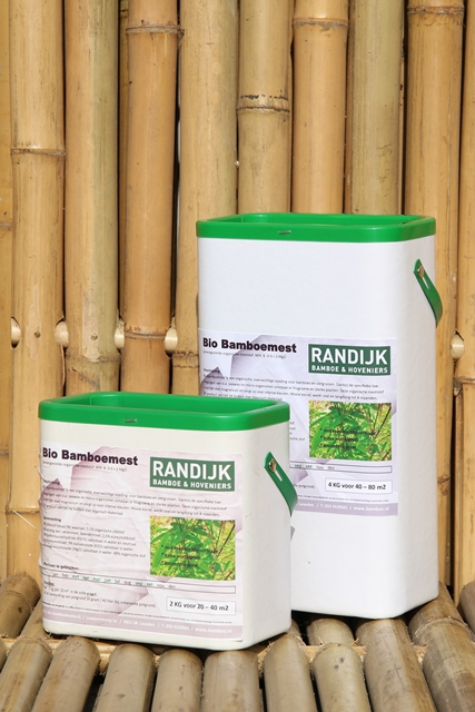 bio bamboemest