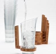 Bamboe waterkan
