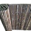 Bamboe matten zwart
