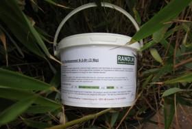 Bamboemest (biologisch)