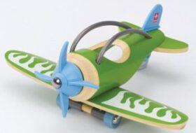 Bamboe Vliegtuig
