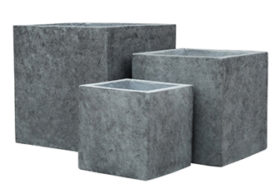 Budget Block, donker grijs