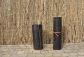 Bamboe rhizoombegrenzing