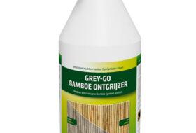 Bamboe ontgrijzer Grey-Go 500 ml.