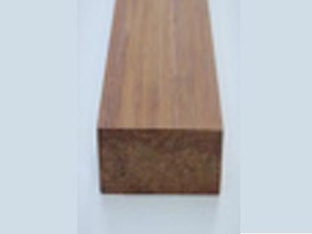 Onderregel, geperst bamboe