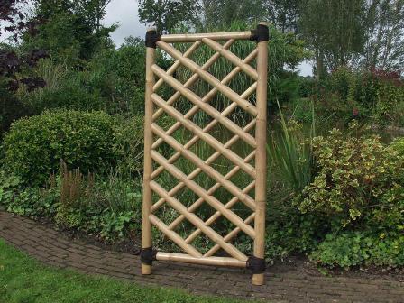 Bamboe trellis Oki.