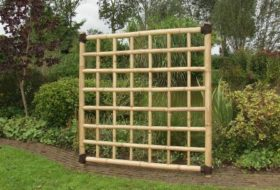 Bamboe trellis