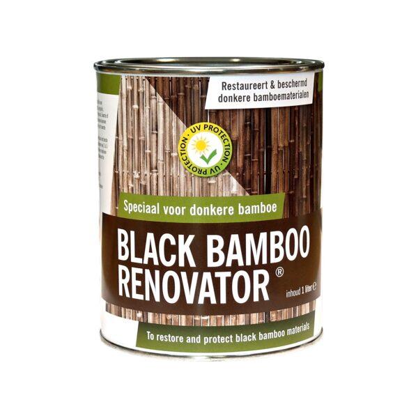 Black bamboo renovator
