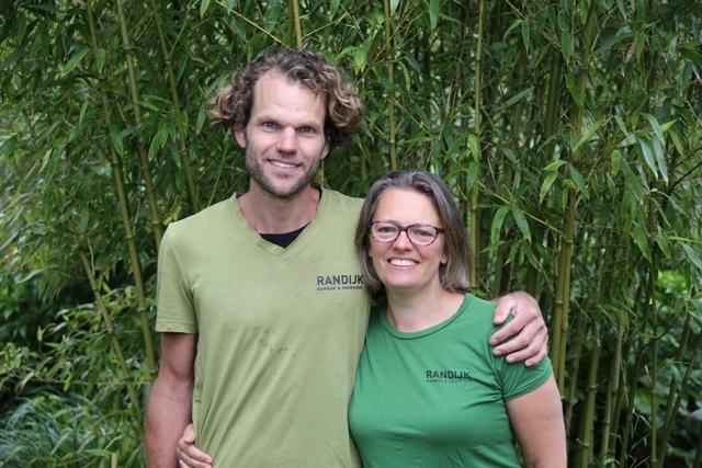 eigenaren van Randijk Bamboe
