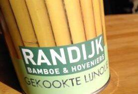 Bamboe verzorgingsolie