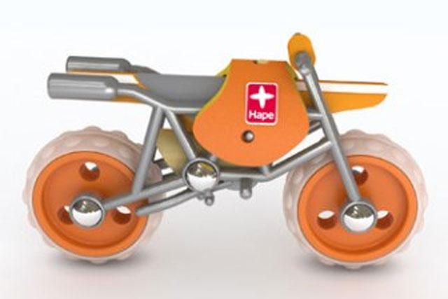 Bamboe Motor