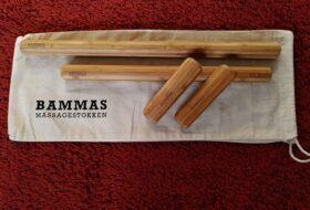 Bamboemassage set Diepte 4