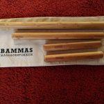 Bamboemassage set