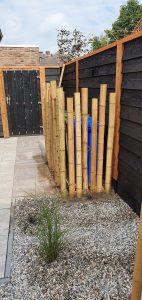 bamboepalen kliko ombouw